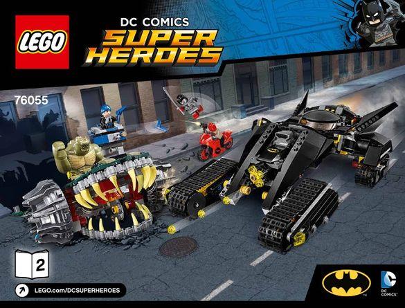 Лего LEGO 76055,60188,70589,70641,70589,70830 и Playmobil 6625, Minecr
