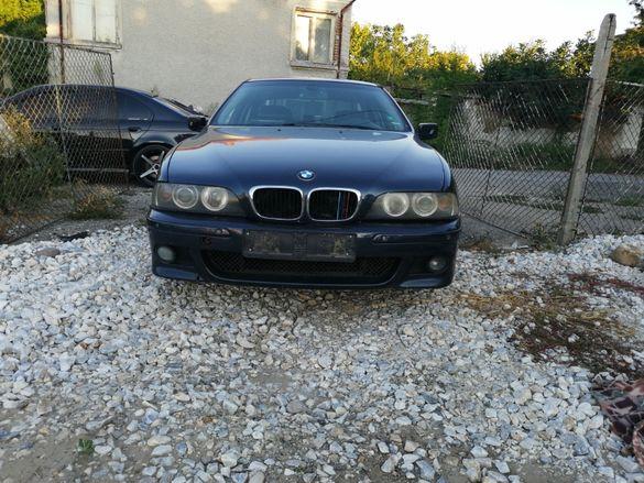 БМВ/BMW e39 525d на части