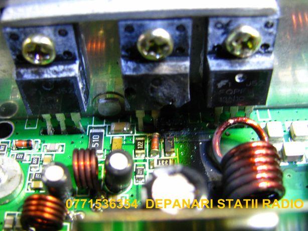 Depanari Statii Radio Calibrare antena CB / Taxi