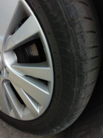 Гуми Bridgestone Potenza , Continental