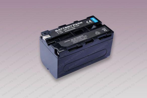 ANIMABG Батерия модел NP-F750 / NP-F770 за видеокамери на Sony