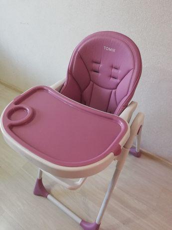 Детский стул  для кормления шезлонг  Tomix