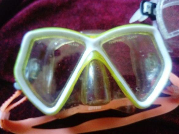 Оригинални детски маски за гмуркане. Маркови
