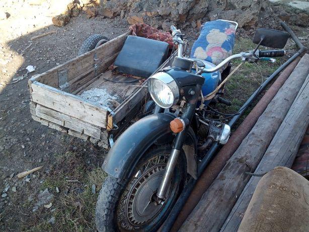 Продам мотоцикл Урал 1993г.в