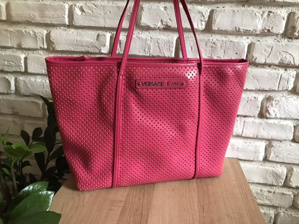 Versace дамска чанта Оригинал !