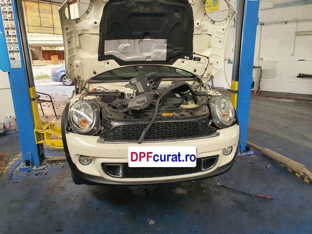 Curatare filtre de particule (DPF)-Filtru de particule DPF