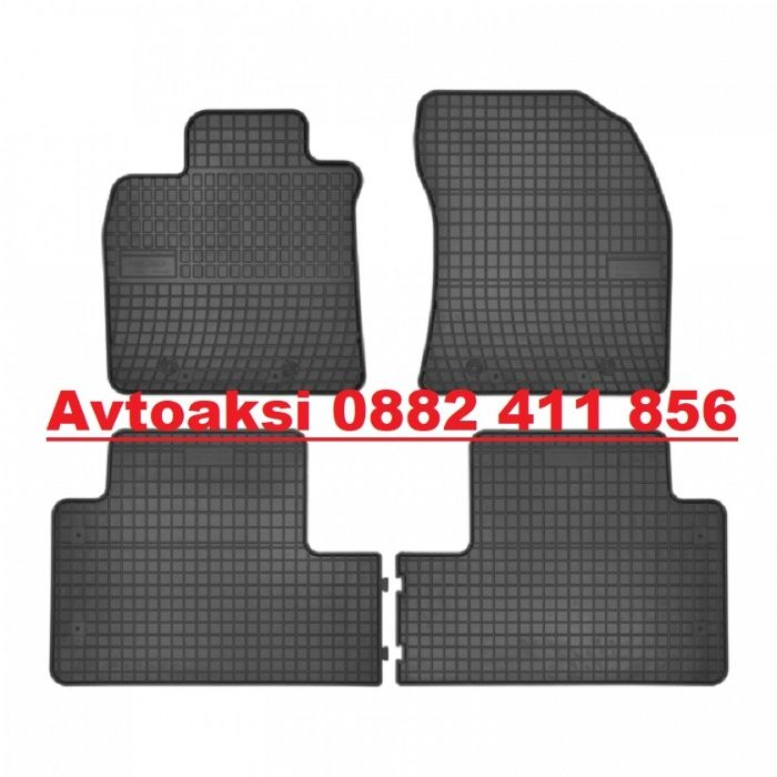 Гумени стелки Toyta AVENSIS III 2008+