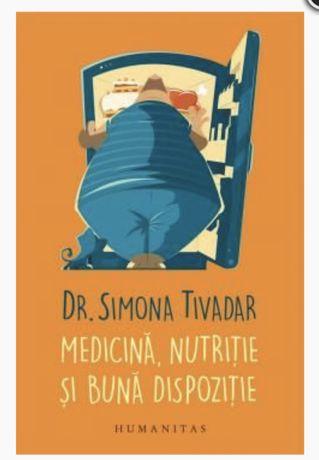 Medicina, nutritie si buna dispozitie-Dr. Simona Tivadar