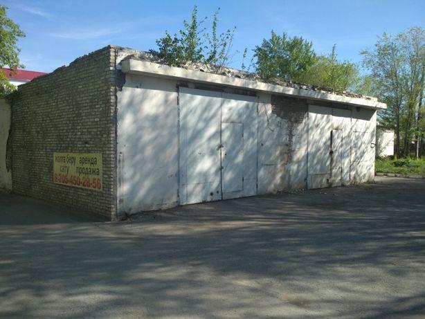 Продам гаражи, земельный участок под застройку