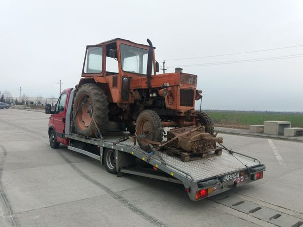 Platforma Tractari Auto Asistenta Rutiera Depanări NON STOP 24/24