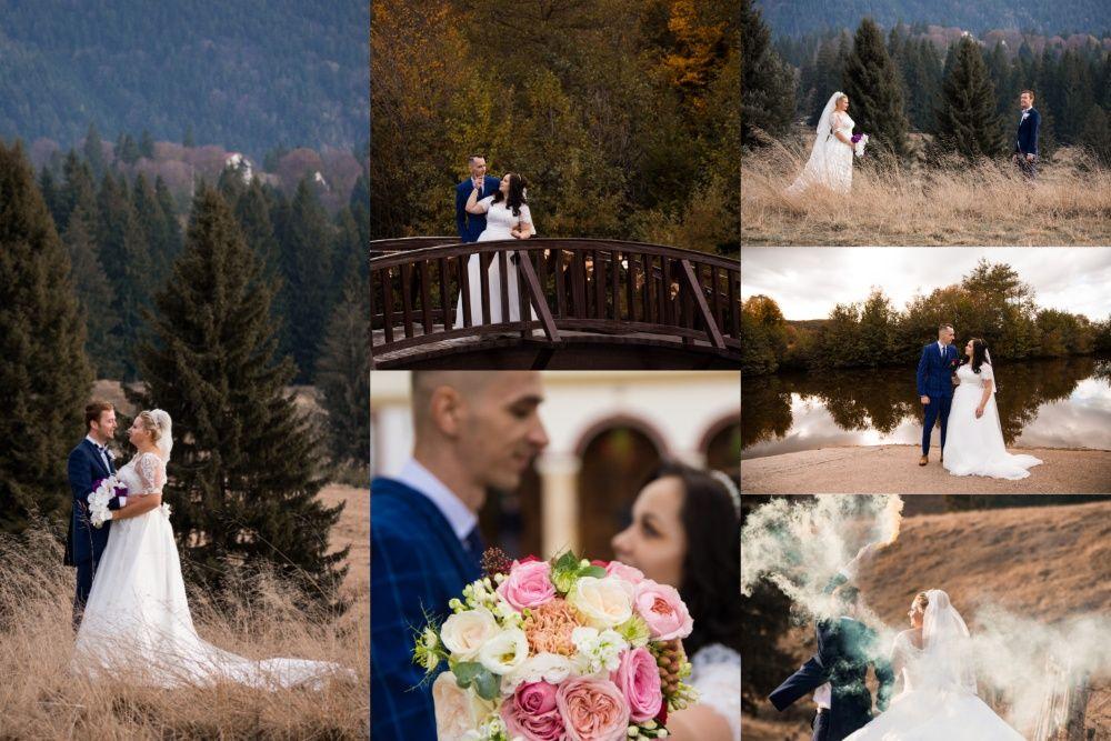 Fotograf / Videograf pentru nunti, botezuri, majorate, sedinte foto Targoviste - imagine 1