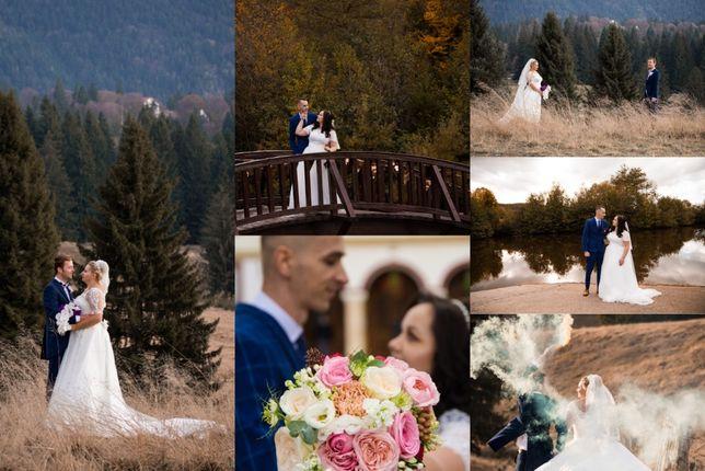 Fotograf / Videograf pentru nunti, botezuri, majorate, sedinte foto