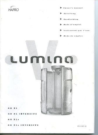 Солярий вертикальный LUMINA срочно , демонтирован