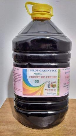 Sirop Granita 5L – cu aroma Fructe de padure