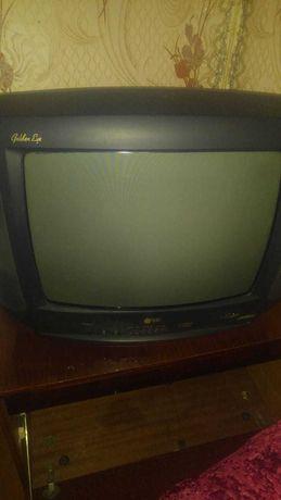 Телевизор LG кинескопный