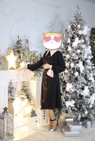 Женское платье казахстанского бренда