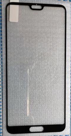 Husa Huawei P20 Pro Tempered Glass se lipeste pe toata suprafata