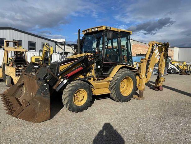 Dezmembram buldoexcavator Caterpillar 432D