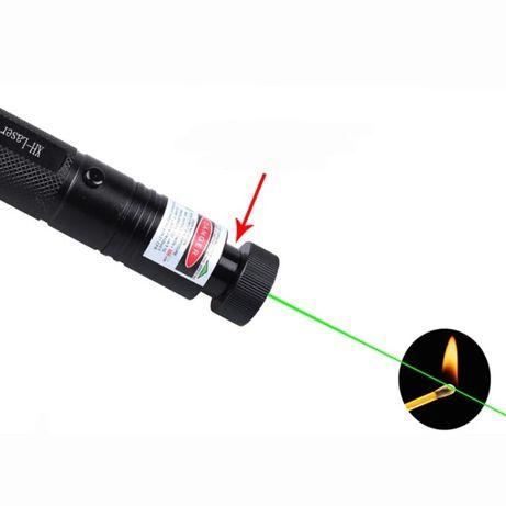 Laser Pointer nou verde puternic 10km 10 kilometri