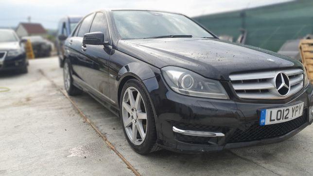 Mercedes C250 W204 facelift bara fata spate motor 2.2 dezmembrez