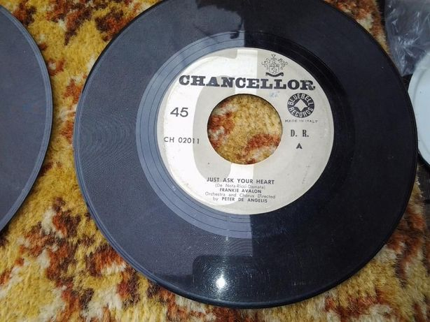 Blue Bell Records Chancellor