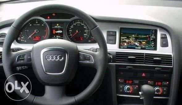 DVD Harti Audi MMI 2G A4 A5 A6 A8 Q7 Europa+Romania 2021