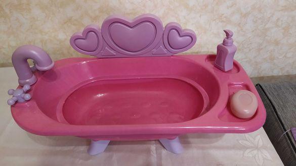 Детска играчка вана за бебе
