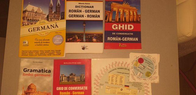 Carti Limba Germana gramatica