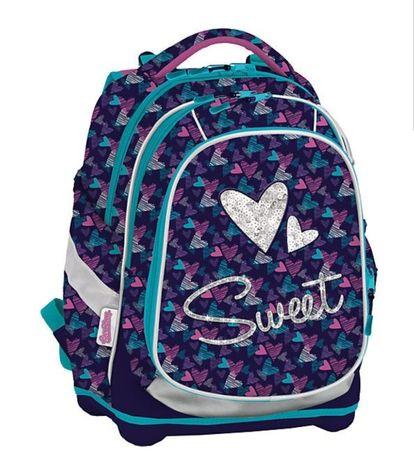 Эргономичный рюкзак для девочек