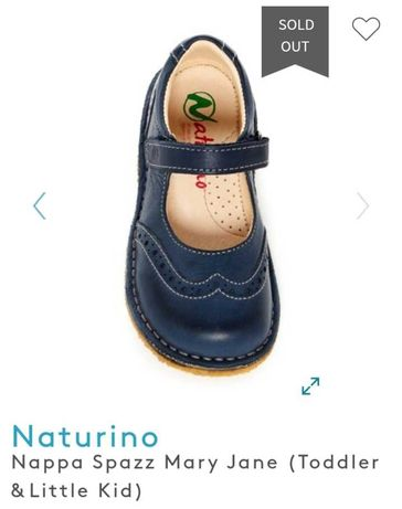 Детски обувки Naturino