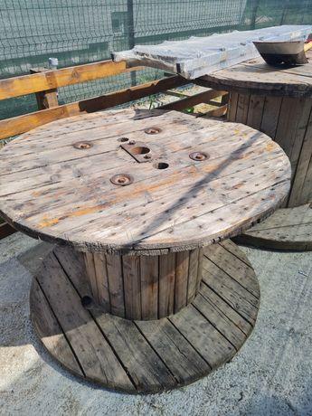 Tamburi lemn