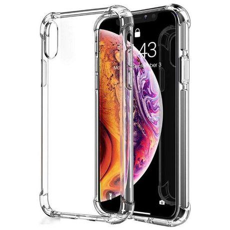 Силиконов кейс калъф ANTI-KNOCK iPhone X, XS, XR, XS Max, 11 Pro Max