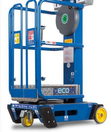 Nacela autoridicatoare manuala Peco-Lift din gama JLG