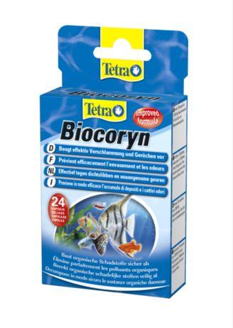 Tetra Aqua Biocoryn 12 капсул на 600 литров
