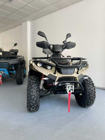 ATV Linhai DragonFly 400S 4x4 - Achizitie si in rate !