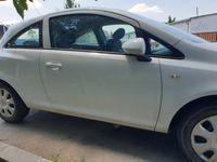 Dezmembrez Opel Corsa D coupe 2 usi alb z474 jante 1.3 cdti z13dtj