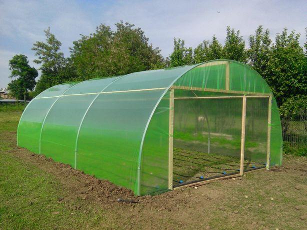 Solar/Sera de gradina Mini-Home KS 6m lungime x 4 m latime x 2.5 H