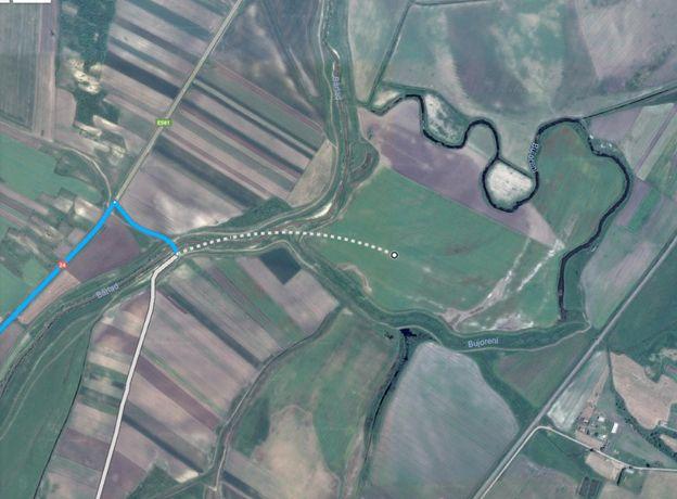 7ha Teren agricol zona Colac - Zorleni langa Barlad