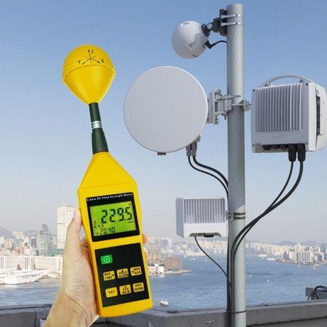 1093 Уред за измерване на радиочестотна радиация от 10МHz до 8GHz