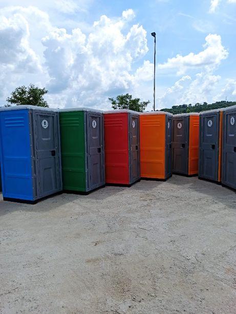 Toalete WC ecologice mobile vidanjabile/racordabile Iasi + BONUS