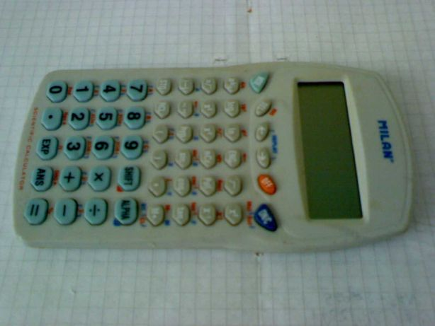 Calculator stiintific Milan calculatoare sharp aurora