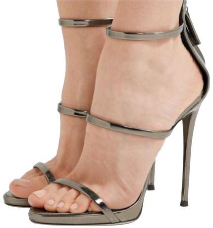 Sandale zanotti 37 originale