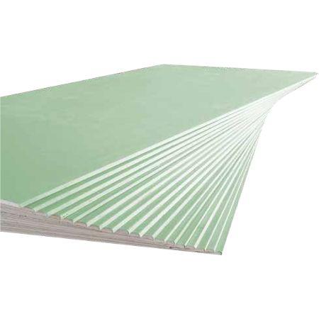 ПРОМО!!! Влагоустойчив гипсокартон12,5мм/1.20x2.00м/зелен - ONATPAN