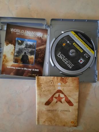 Jocuri PS3 originale Resistance,Resistance 2,Uncharted darkes fortune
