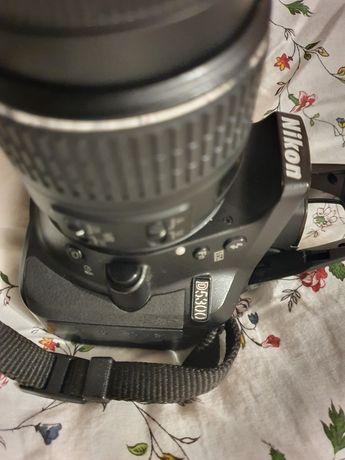 Nikon d5300 cu tot ceea ce se vede in poze