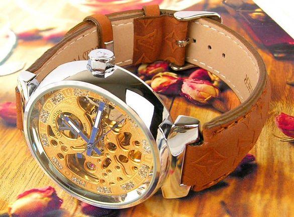 Часовник Louis Vuitton LV unisex