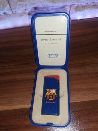 Оригинална запалка на футболен клуб Барселона с кутия