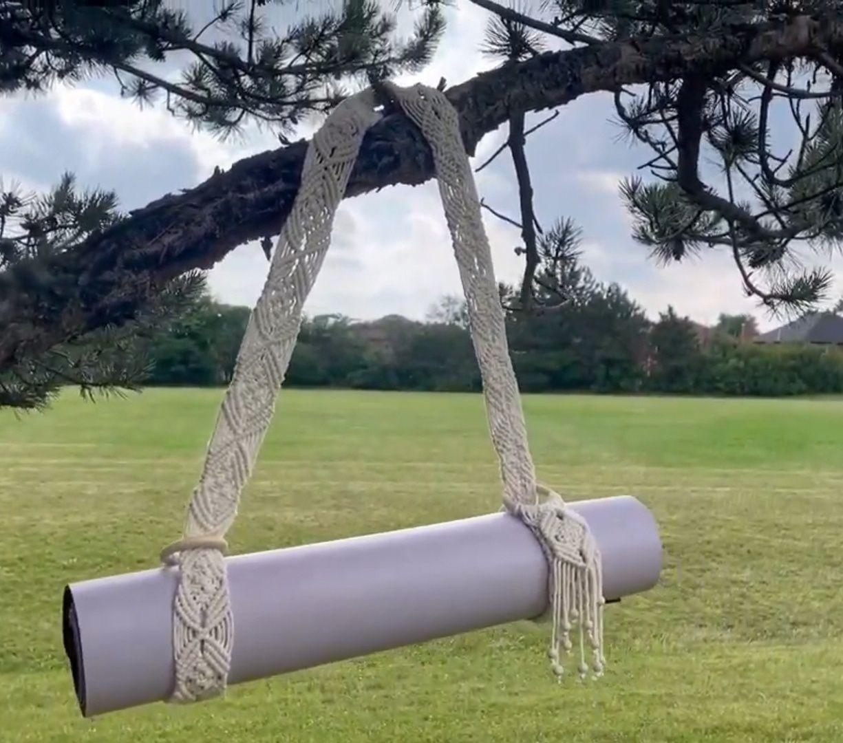 Лямка для переноски йоги-коврика