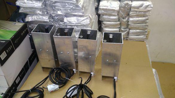 Печки за отопление на вендинг кафе автомати