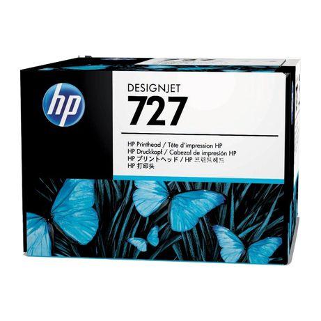 Печатающая головка HP 727 для DesignJet T1500/T1530/T2500/T2530 B3P06A